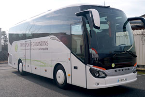 transports girondins location vehicule avec chauffeur setra 511 01